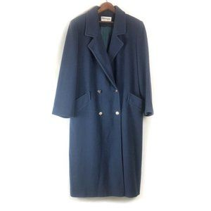 Forecaster Of Boston Fully Lined 100% Wool Coat